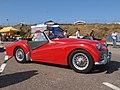 Triumph TR 3 A dutch licence registration AE-19-45 pic1.JPG