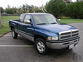Dodge Ram Trucks >> Ram Pickup Wikipedia