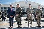 Trump visits MacDill Air Force Base (32715575096).jpg
