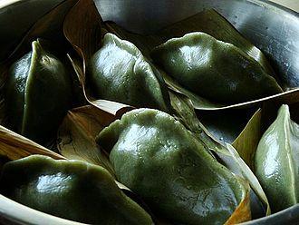 Caozaiguo - A batch of chhú-khak-ké in a steamer