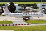 Tunisair, TS-IML, Airbus A320-211 (28185633670).jpg