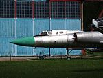 Tupolev Tu-128 at Central Air Force Museum Monino pic1.JPG