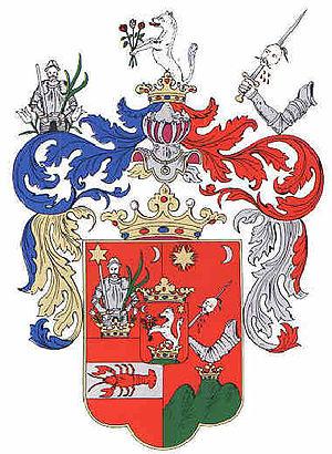 Turóc County - Coat of Arms of Turóc