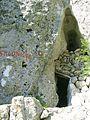 Turisticky utulek v jeskyni, Velebit.jpg