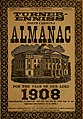 Turner's North Carolina almanac - for the year of our Lord (1901) (14583160968).jpg