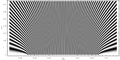 Two Slit Interference, 2500nm wl, 0.1mm d, close up average.png