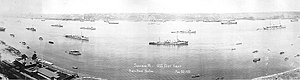 U.S. Navy Destroyer Squadron 14, 20 May 1921
