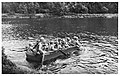 U.S. infantry soliders deploying an M2 assault boat in Europe in World War II.jpg
