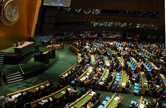 United Nations Parliamentary Assembly - Following the example of many national parliaments, the UN General Assembly would likely function at first as the unelected upper house of a bicameral UN system.