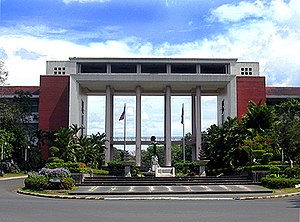 University of the Philippines Diliman, the fla...