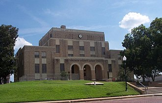 Upshur County, Texas - Image: UPSHERCO