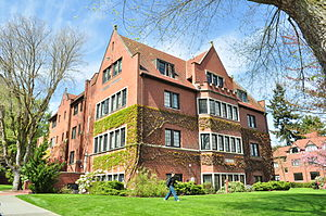 University of Puget Sound - McIntyre Hall