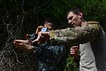 US, Japanese Airmen conduct survival training during Cope North 16 160216-F-CH060-415.jpg
