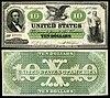 10 $ Demand Nota