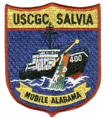 USCGC Salvia badge.png