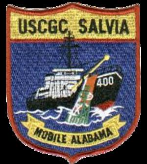 USCGC Salvia (WLB-400) - Image: USCGC Salvia badge