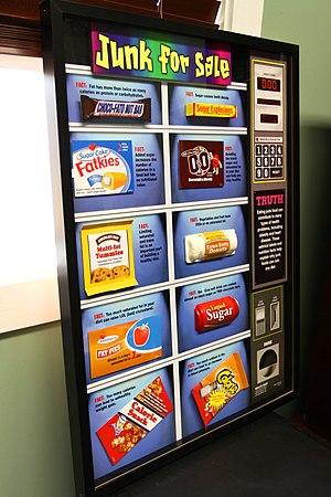 Junk food - Image: USMC 100629 M 3215R 002