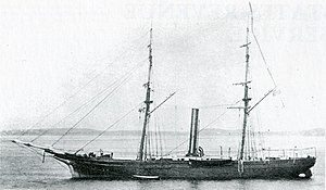 United States Revenue Cutter Service - USRC Mahoning, later Levi Woodbury