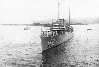 USS <i>Ludlow</i> (DD-112)