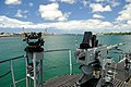 USS Bowfin - Binocular and a gun (6158000242).jpg