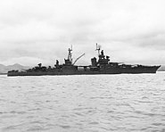 USS Chester (CA-27) May 1945