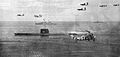 USS Darter (SS-576) with ships and aircraft c1960.jpg