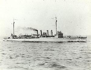 USS McKee (DD-87)