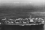 USS Nehenta Bay (CVE-74) underway transporting aircraft, circa 1945.jpg