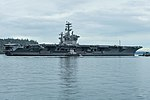 USS Nimitz Gets Underway for the first time in 21 Months. 161005-N-SH284-040.jpg
