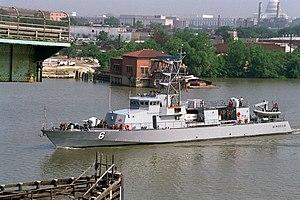 USS Sirocco (PC-6)