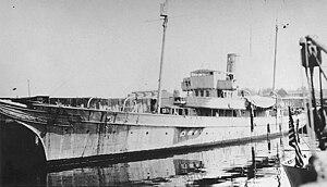 USS Wanderer (SP-132)
