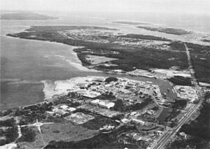 US Naval Coastal Systems Center at Panama City aerial photo c1980.jpg