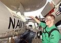 US Navy 020717-N-6268K-001 USS Washington - E-2C washdown.jpg