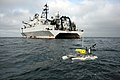 US Navy 090814-N-0000X-001 The Office of Naval Research small waterplane area twin-hull oceanographic research ship R-V Kilo Moana takes part in the second Radiance in a Dynamic Ocean (RaDyO) program.jpg