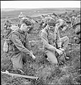 US Ranger Goes To British Battle School- Americans Train For Battle in the UK, 1943 D13640.jpg
