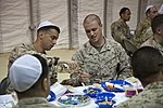 US service members celebrate Easter, Passover aboard Camp Dwyer 120407-M-KX613-319.jpg