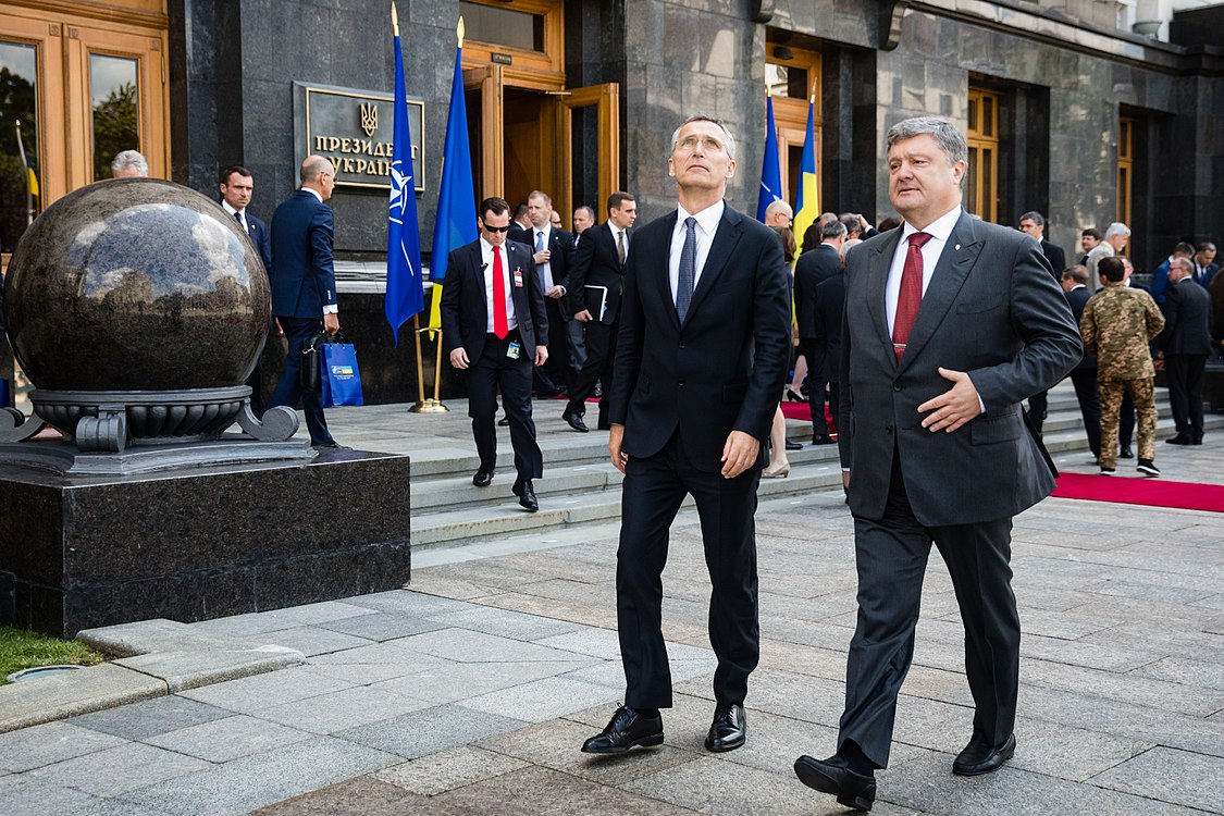 Ukraine – NATO Commission chaired by Petro Poroshenko (2017-07-10) 28.jpg