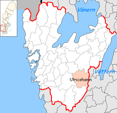 Ulricehamn Municipality in Västra Götaland County.png