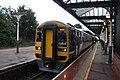 Ulverston - Arriva 158848+156463 Barrow service.JPG