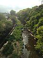 Umigawa River from Koyasu-Shimbashi Bridge (west).jpg