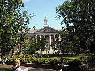 UNC School of Information and Library Science - Image: Unc sils