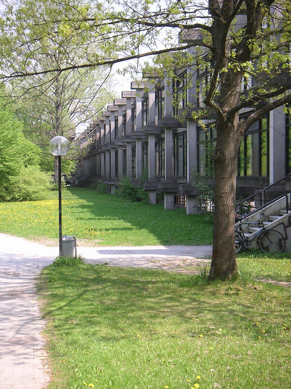 Universidad de ratisbona wikipedia la enciclopedia libre for Uni architektur