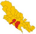 Unione dei comuni delle Cinque Terre-mappa.png