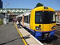 Unit 378150 at Brockley.JPG