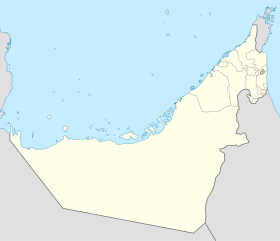 Abu Dhabi is located in United Arab Emirates