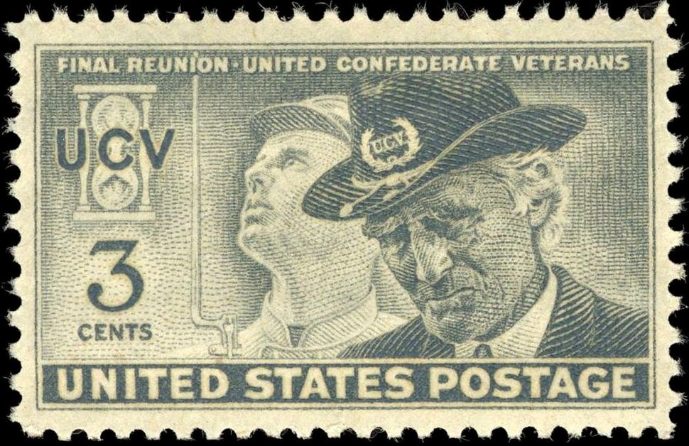 United Confederate Veterans 1951 3c