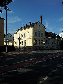 Herderstraße in Unna