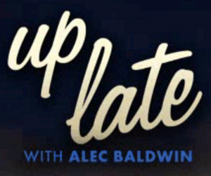 Up Late with Alec Baldwin - Title card
