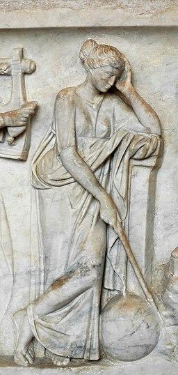 Urania sarcophagus Louvre Ma475