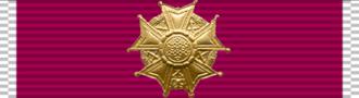 Gus Gilmore - Image: Us legion of merit officer rib